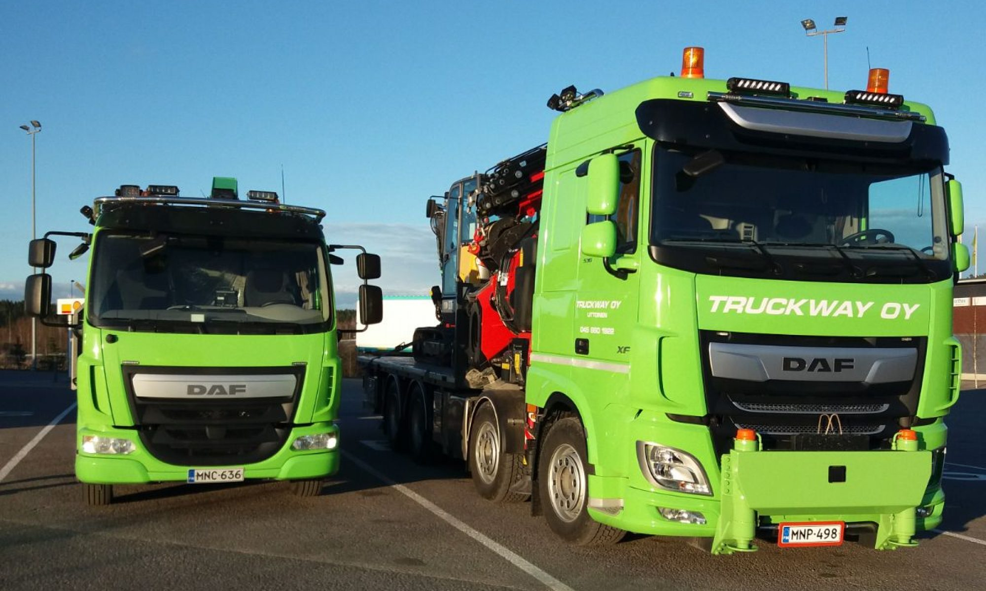 Truckway Oy